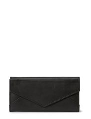 MELIORA LEATHER PURSE BOX - Black