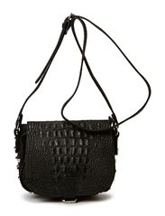 MAKDA CROSS OVER BAG - Black
