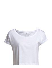 EMMA NEW CROP TOP - White