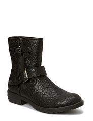 UTA BOOT BLK - Black