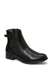 Pieces BOOT BLACK - Black