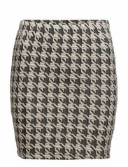 MARLY SKIRT - Whitecap Gray