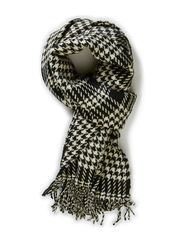 MERRILL LONG SCARF - Whitecap Gray