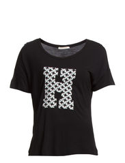 MINNA T-SHIRT - Black
