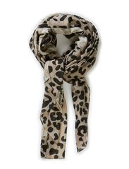 MITTAS LONG SCARF - Black