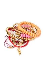 MELUNIA BRACELETS - Gold Colour