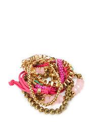 MOXA BRACELETS - Hot Pink