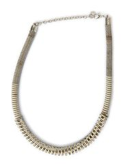 MISI NECKLACE - Silver Colour