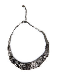MALDOVI NECKLACE - Gunmetal