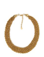 ELAMI THIN NECKLACE - Gold Colour