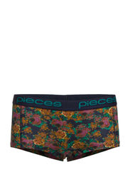 LOGO LADY BOXERS 14-031 FLORAL - Hollyhock