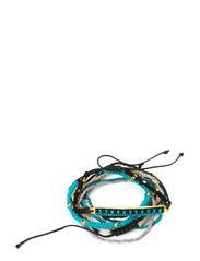 GILIMA BRACELETS - Aquatic Blue