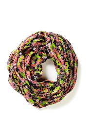 PS CELLE TUBE SCARF EXP - Neon Peach