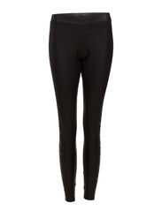 PS NEW SHINY RIBBON LEGGING EXP - Black