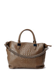 PCJASMINE CHAIN BAG - Chocolate Chip