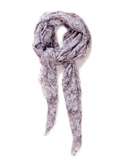 PCJESAMINE LONG SCARF - Lavender