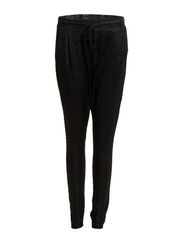 PCPAULINE PANTS EXP - Black