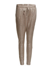 PCPAULINE PANTS EXP - Silver Colour