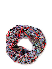 PCJALLY TUBE SCARF - High-Rise