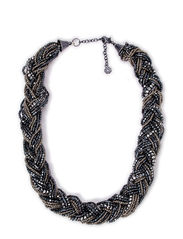 PCJELISA NECKLACE - Gunmetal