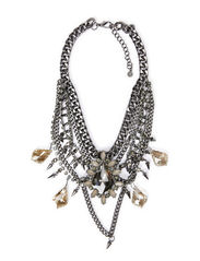 PCPIPPA NECKLACE EXP - Gunmetal