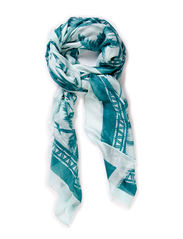 PCJI LONG SCARF - Moonlight Jade