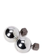 PCJANIS EARRING - Silver Colour