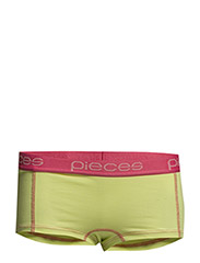 LOGO LADY BOXERS 14-077 FLORAL - Sunny Lime