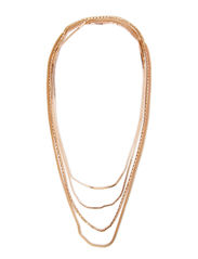 PCJULY NECKLACE - Gold Colour
