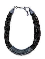 PCJYDIAH NECKLACE - Black