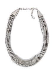 PCJYDIAH NECKLACE - Silver Colour