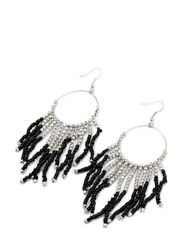 PCJEMA EARRINGS - Silver Colour