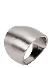 PCJOLLI RING - Silver Colour