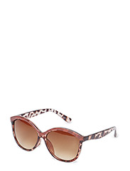 PCNYJA SUNGLASSES - Burnt Russet