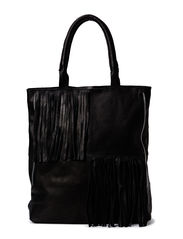 PCDAIMI LEATHER BAG EXP - Black