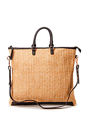PCNILO SHOPPING BAG BOX - Warm Sand