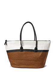 PCNESPOLA BEACH BAG - Whitecap Gray