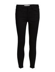 PCJUST JUTE 7/8 LEGGING ZIP LEG/BLACK - Black