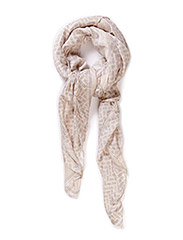 PCNIZANA LONG SCARF - Whitecap Gray