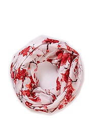 PCNOMMA TUBE SCARF - Whitecap Gray