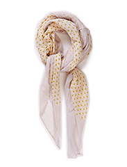 PCNANNA LONG SCARF - Whitecap Gray