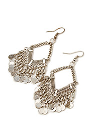 PCNEARY EARRINGS - Silver Colour