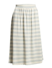 PCOMARA KNEE SKIRT EXP - High-Rise
