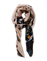 PCFIE LONG SCARF - Feather Gray