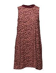 Amira silk dress - BLOSSOM