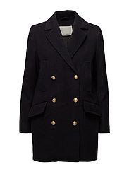 Feodora coat - NAVY
