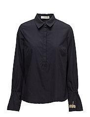 New Beri shirt - NAVY