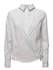 Tine LS shirt - WHITE 1