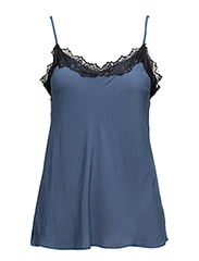 Caitlin Slip Top - DENIM BLUE 8