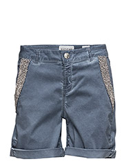 Alberta shorts colour - DENIM BLUE 8